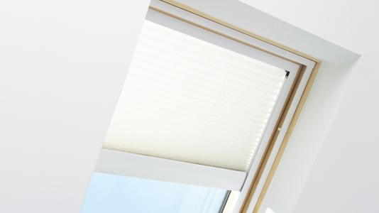後付け可能な天窓用ブラインド|YKKap