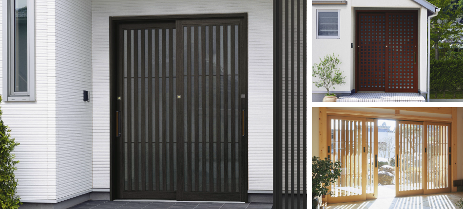 Sliding Door New: Ykk Sliding Door
